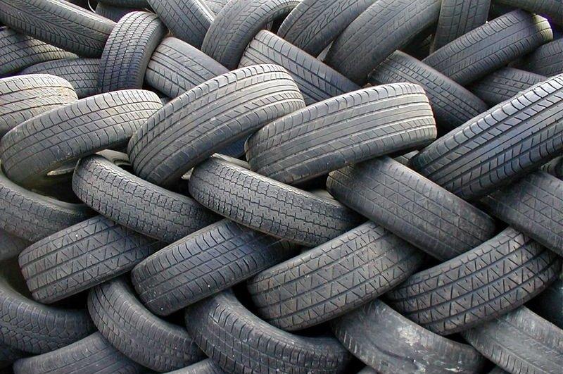 Утилизация шин и РТИ