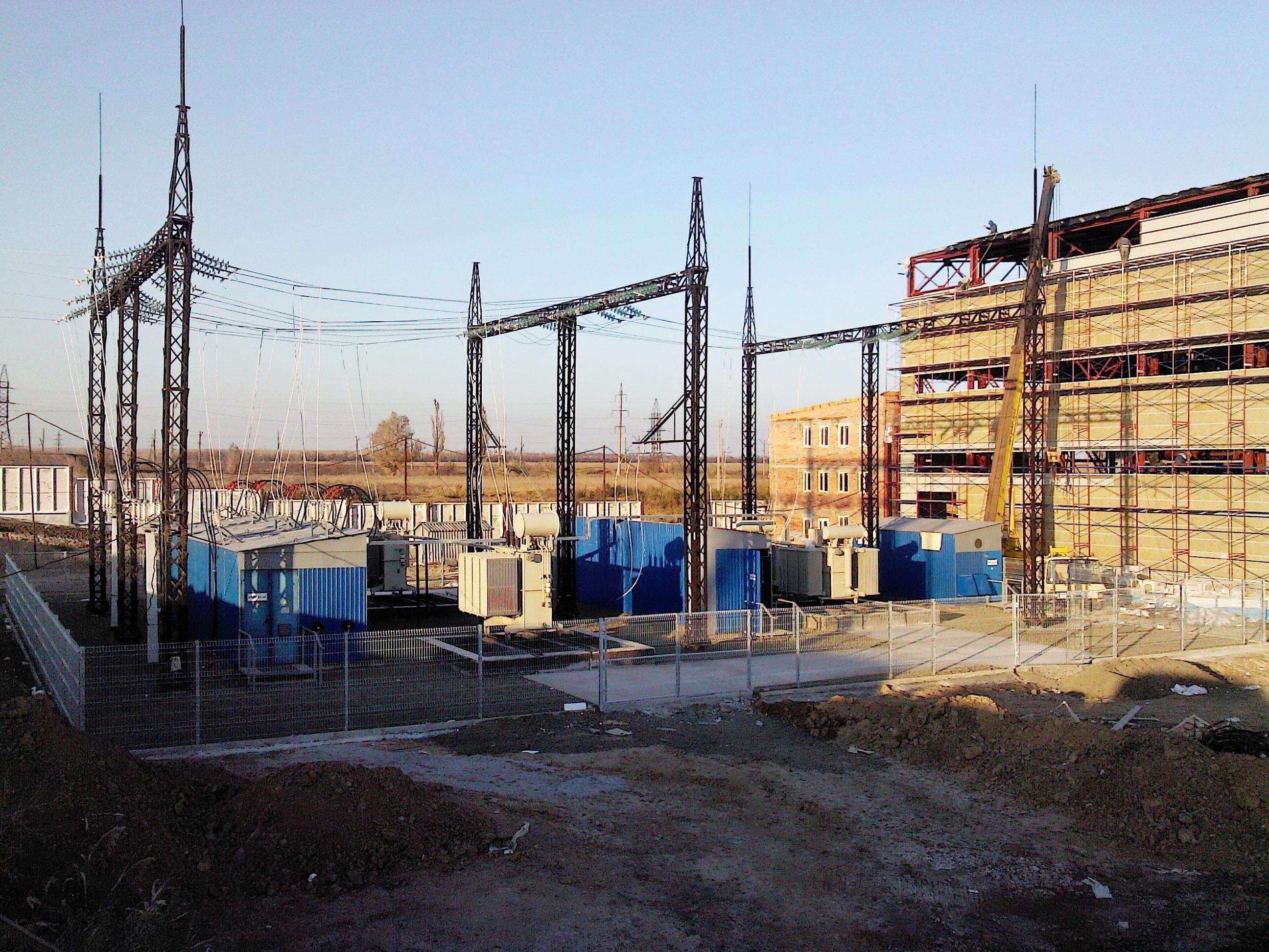 проектирование и монтаж сетей электроснабжения промышленного и бытового назначения.