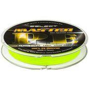 фото 0.12шнур Select Master PE 150 м салатовый 15 кг