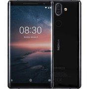 фото Nokia 8 Sirocco Black