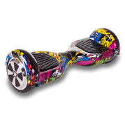 фото Гироскутер Smart Balance U3 - 6,5 LED (Hip-Hop (графити))