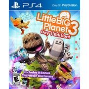 фото Игра LittleBigPlanet 3 для Sony PS 4 (русская версия)