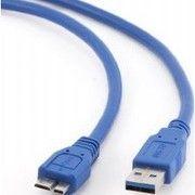 фото Кабель ATcom USB 3.0 AM/MicroBM 0,8 м blue