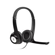 фото Logitech Headset H390 USB (981-000406)