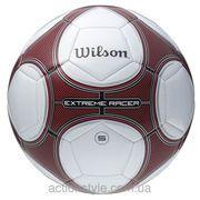 фото Мяч Футбольный Wilson Extreme Racer SS14 Красный, 5 размер (WTE8709XB05)