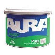 фото Штукатурка акриловая AURA Dekor Putz (короед 2,5 мм)