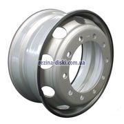 фото Steel Kapitan 6x15 4x114,3 ET45 DIA57,1 (black)