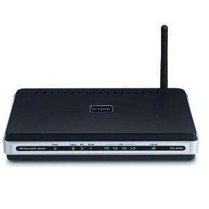 фото ADSL Модем-Роутер D-Link DSL-2640U