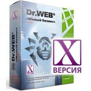 фото Dr. Web Малый бизнес NEW версия 10 (KBZ-*C-12M-5-A3)