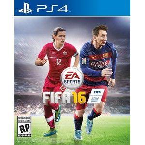 фото Игра FIFA 16 для Sony PS 4 (русская версия)