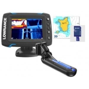 фото Lowrance Elite-5 TI TotalScan