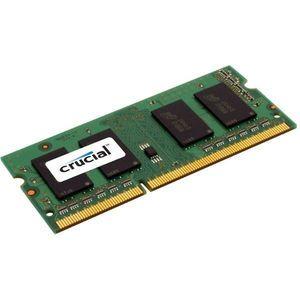фото Оперативная память Crucial 8 GB SO-DIMM DDR3 1600 MHz (CT102464BF160B)