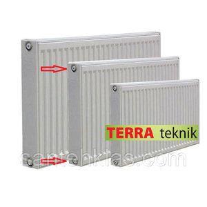 фото Радиатор стальной Terra teknik  22тип боковое подключение
