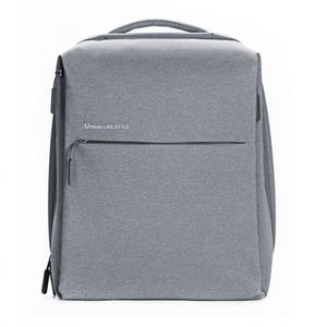 фото Рюкзак для ноутбука Xiaomi Mi minimalist urban Backpack Light Gray