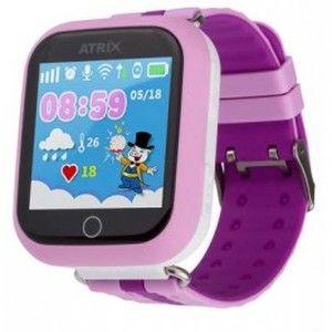 фото Смарт-часы ATRIX Smart watch iQ100 Touch Pink