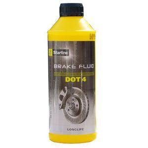 фото Starline Brake fluid DOT4 1L STARLINE DOT41