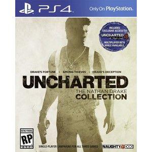 фото Uncharted: Натан Дрейк. Коллекция для Sony PS 4 (русская версия)