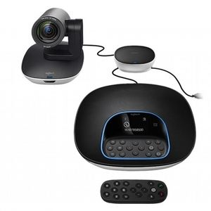 фото Веб-камера Logitech Group Video conferencing system (960-001057)