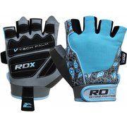 фото RDX Ladies Gel Gym Gloves Blue GGB