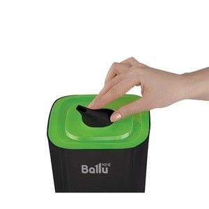 фото Ballu UHB-205 черный/зеленый