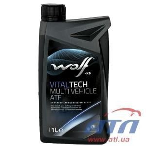фото Wolf Oil Vitaltech Multi Vehicle ATF 1л