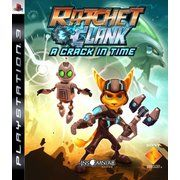 фото Ratchet & Clank: A Crack in Time (PS3)