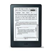 фото Amazon Kindle Paperwhite (2016) Black
