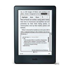 фото Amazon Kindle Paperwhite (2016) Black