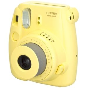 фото Fujifilm Instax Mini 8 Yellow