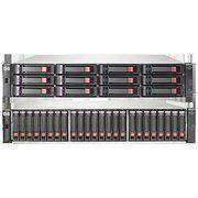 фото HP P2000 G3 MSA FC/iSCSI DC SFF Array (AW568B)