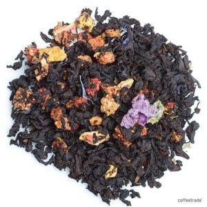 фото Teahouse Чай чёрный листовой TH Брызги Шампанского п/э 250г