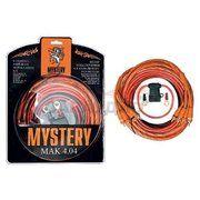 фото Mystery MAK 4.04 комплект проводов для подключения усилителя