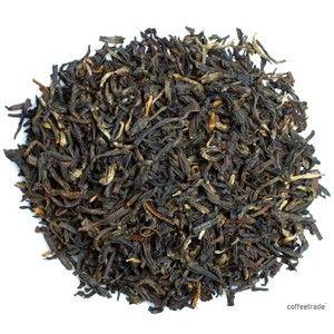 фото Teahouse Чай чёрный листовой TH Золотой Юннань п/э 250г