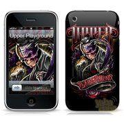 фото GelaSkins Виниловая наклейка Quill для Apple iPhone 3G/3GS