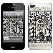 фото GelaSkins Виниловая наклейка The Quick And The Dead для Apple iPhone 4