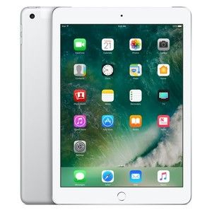 фото Apple iPad Wi-Fi + Cellular 32GB Silver (MP252)