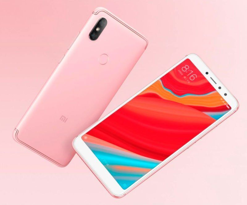Xiaomi Redmi S2 4/64GB Pink (Global)