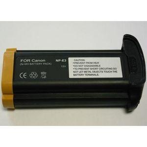 фото PowerPlant Aккумулятор для Canon NP-E3 (2200 mAh) - DV00DV1019
