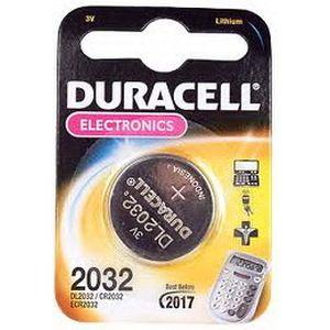фото Duracell CR-2032 bat(3B) Lithium 1шт 81373217