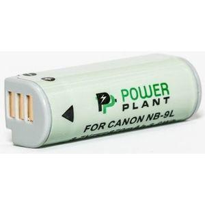 фото PowerPlant Aккумулятор для Canon NB-9L (870 mAh) - DV00DV1282