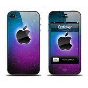 фото Qsticker Виниловая наклейка для iPhone 4S Shell