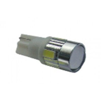 iDial 444 Т10 6 Led 5630 SMD with lens