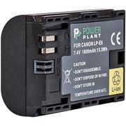 фото PowerPlant Aккумулятор для Canon LP-E6 Chip (1800 mAh) - DV00DV1243