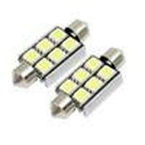 фото iDial 449 Canbus Festoon 36 6 Led 5050 SMD with heatsink