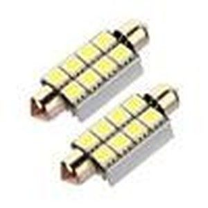 фото iDial 450 Canbus Festoon 41 8 Led 5050 SMD with heatsink