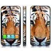 фото SOX Acc. Защитная пленка для iPhone 4/4S Image Skins Skin Tiger (SKSKIP04)