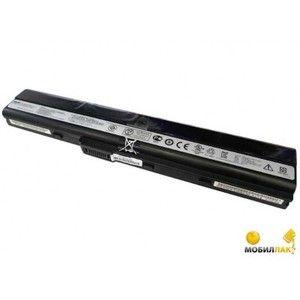 фото PowerPlant Аккумулятор для ноутбуков ASUS A32-K52 (A32-K52, ASA420LH) NB00000043