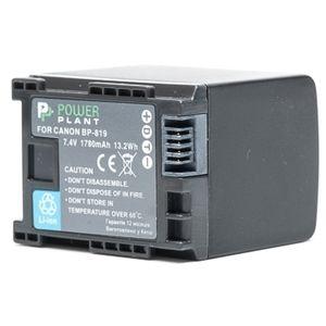 фото PowerPlant Aккумулятор для Canon BP-819 Chip (1780 mAh) - DV00DV1245
