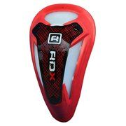 фото RDX Gel Groin Guard Cup Protector Red RR