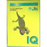 фото Mondi IQ Neon GB желтый неон (80) A4 500л (IQ gb(A4)(80))